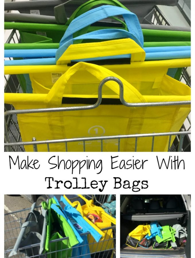 Make Shopping Easier With Trolley Bags