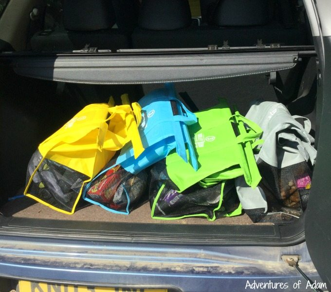 trolley-bags-in-the-boot-of-a-car