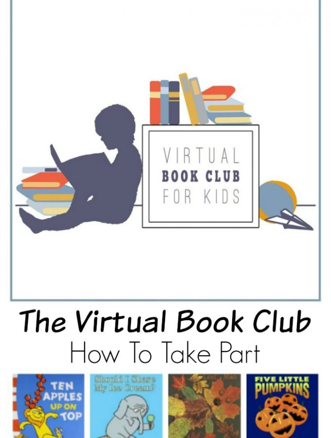 Take Part Virtual Book Club For Kids 2016-2017
