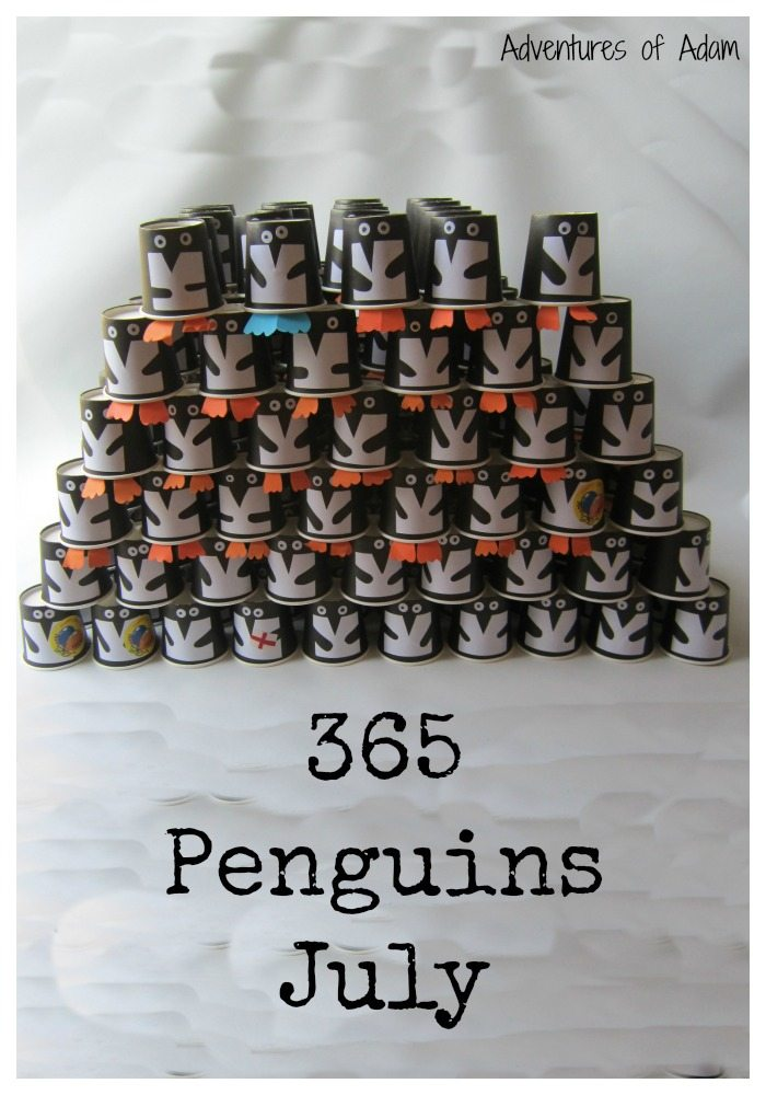 365 Penguins July
