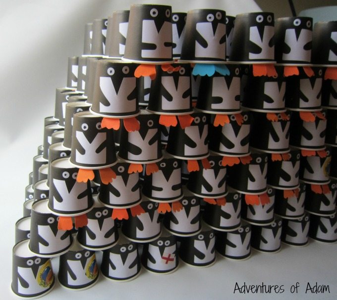 July 365 Penguins