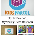 Kids Parcel Mystery Box Review