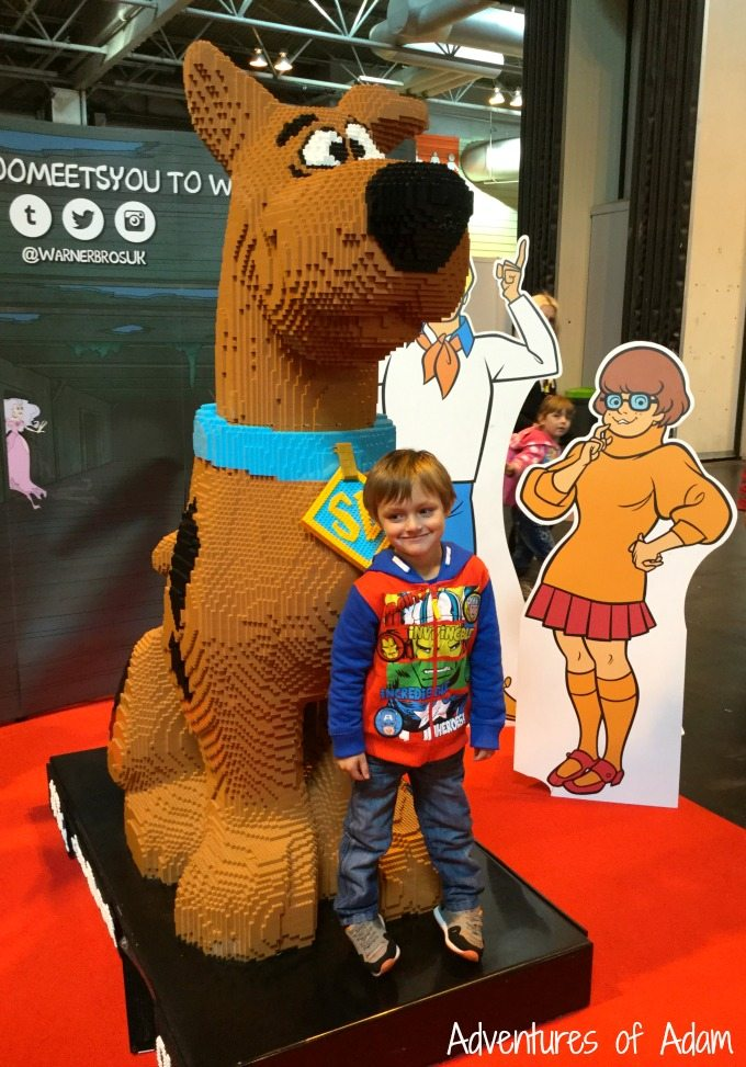 Scooby Doo at BrickLive