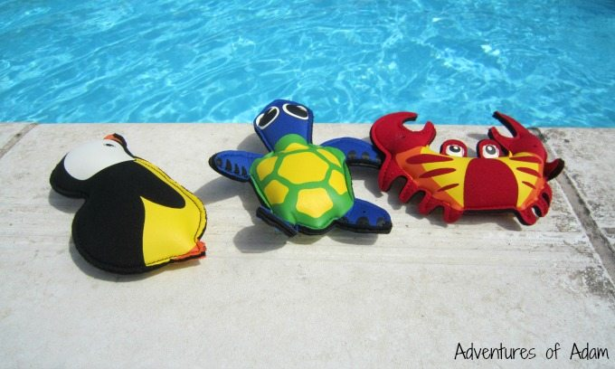 SwimFin Funky Floaties