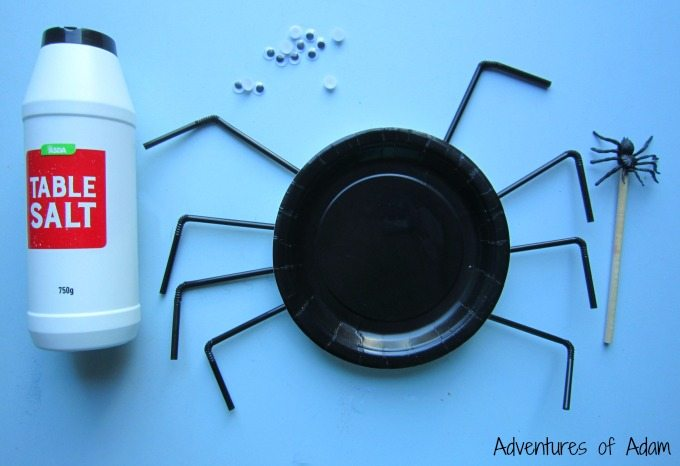 Spider Writing Tray resources