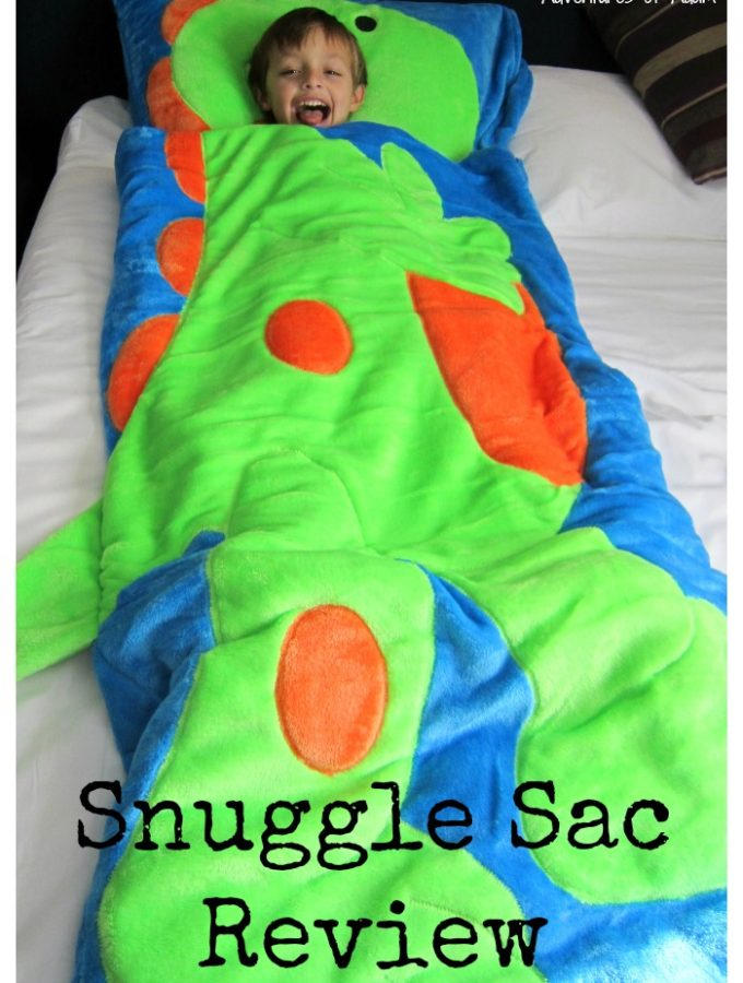 Child Snuggle Sac review