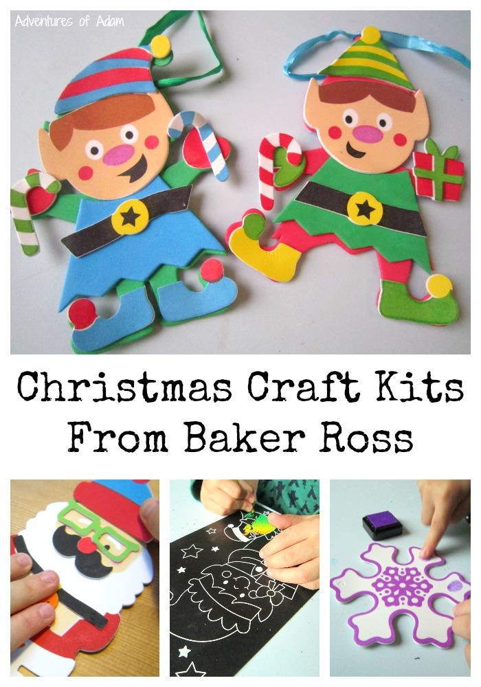 christmas craft kits from baker rossjpg