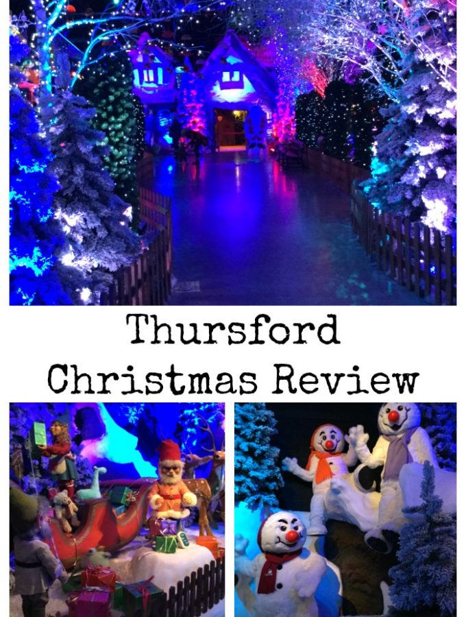 Thursford Christmas Review