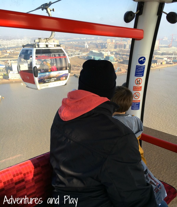 Emirates Air Line London