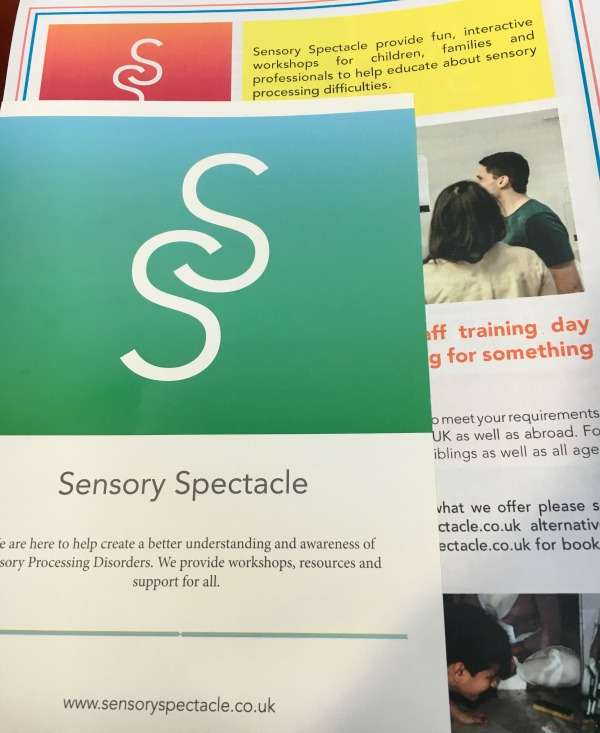 Sensory Processing Disorder Feel It course