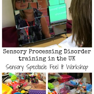 Sensory Processing Disorder training in the UK