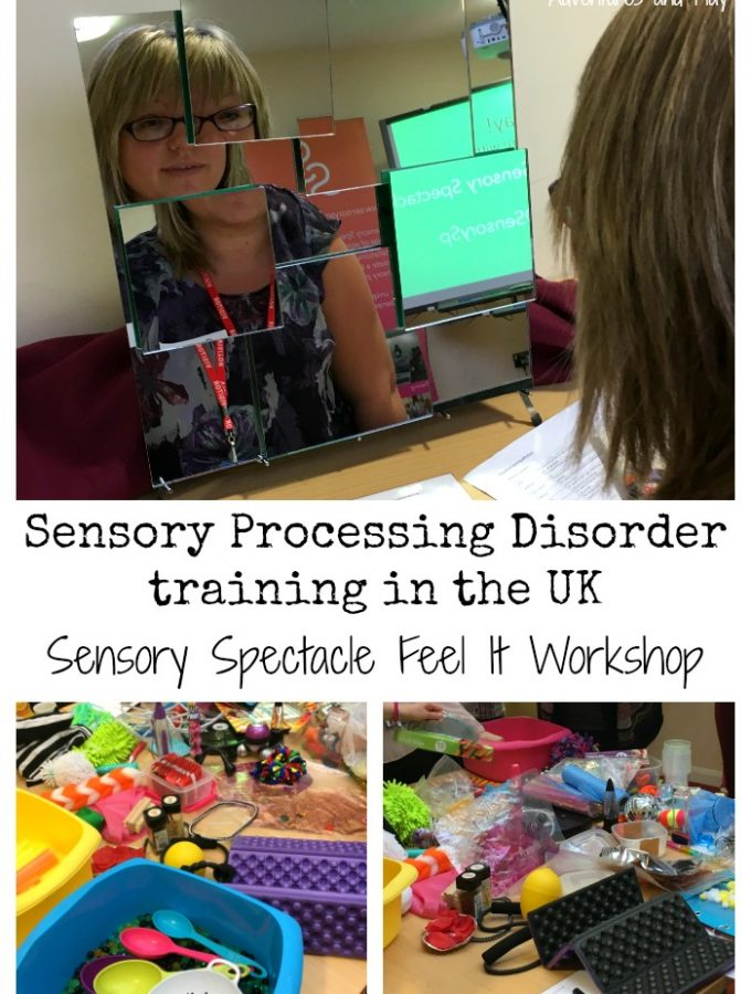 Sensory Spectacle Feel It Workshop