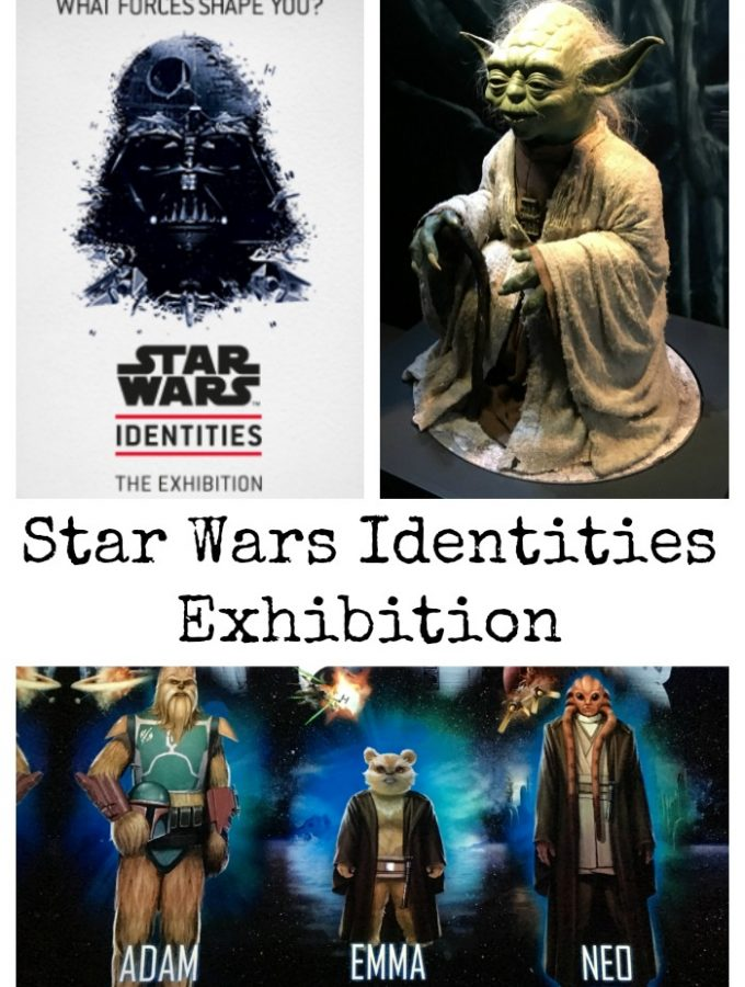 Star Wars Identities Review