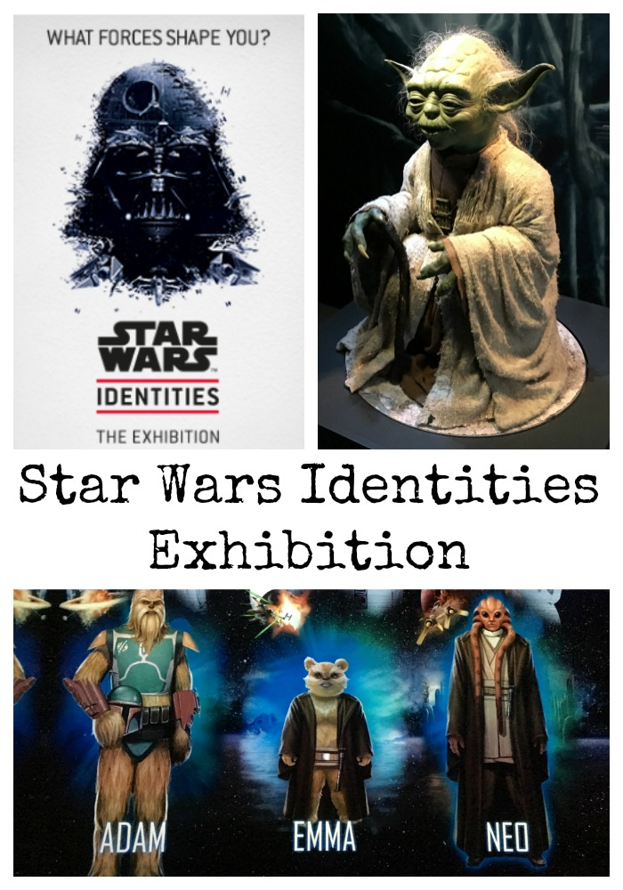 star wars identities exhibition London