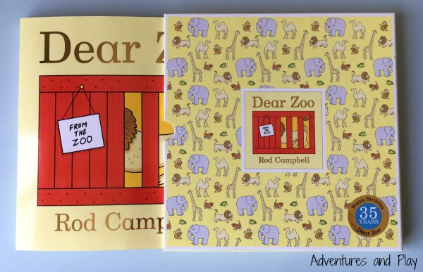 Dear Zoo 35 year anniversary special edition