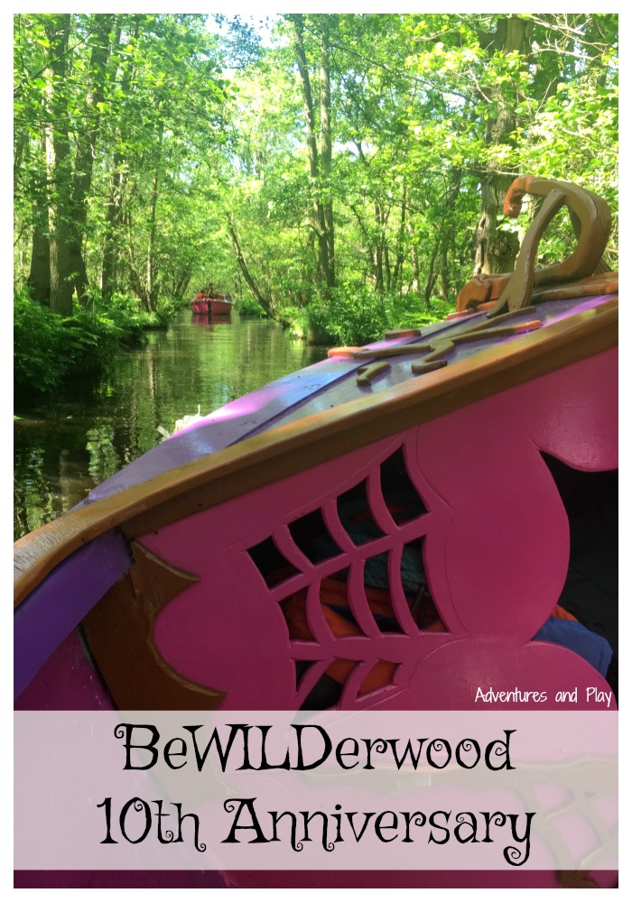 BeWILDerwood 10th Anniversary