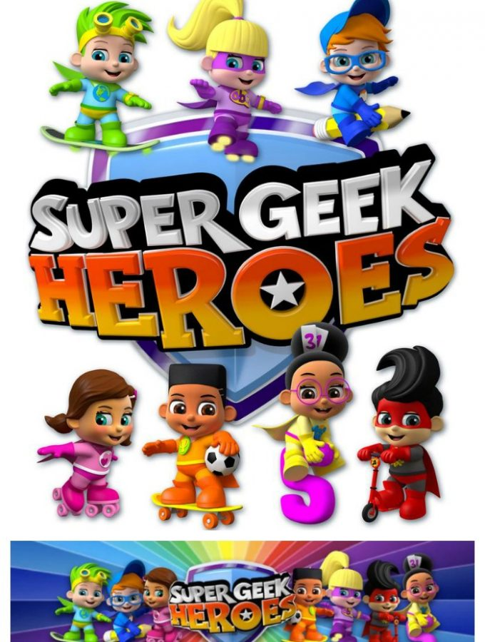 Super Geek Heroes Review + Win