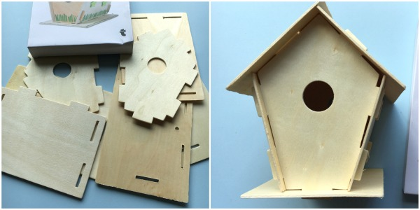 Diy Birdhouse for kids