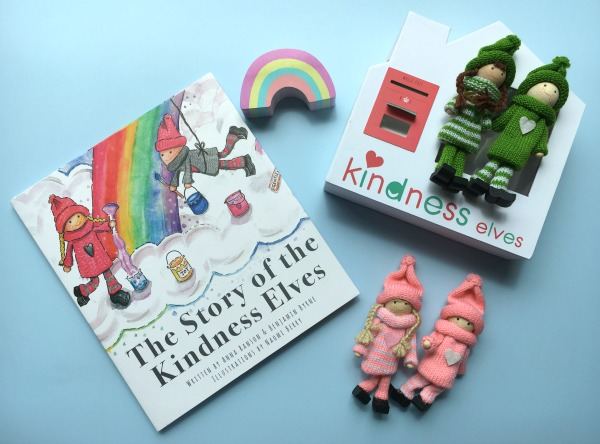 Kindness Elves pink and green elves