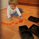 Adventures of Adam Cup Cake Case Counting