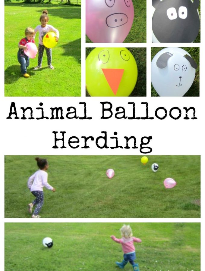 Animal Balloon Herding