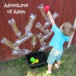 Adventures of Adam extended toddler water wall