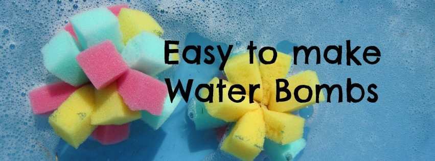 Adventures of Adam easy to make water bombs