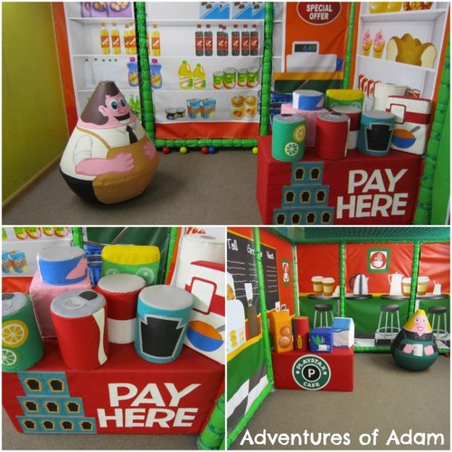 Adventures of Adam Play Stax Play Shop