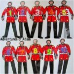Adventures of Adam 10 lords a leaping
