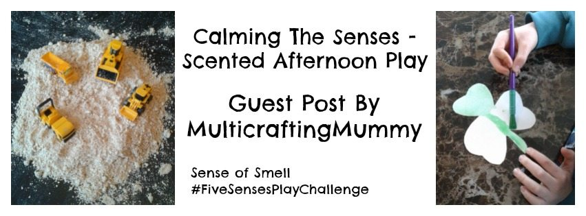 Adventures of Adam Calming The Senses - Scented Afternoon Play