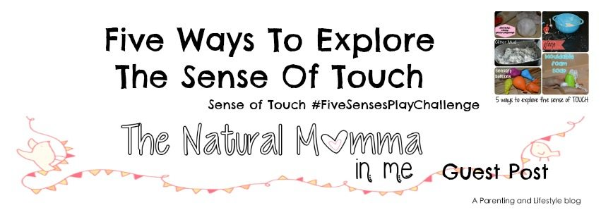 Adventures of Adam Five ways to explore the sense of touch