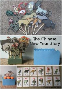 Adventures of Adam The Chinese New Year Story