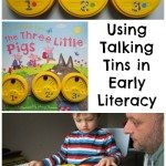 Adventures of Adam Using talking tins in early literacy