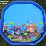 Adventures of Adam Underwater Scene DIY Tuff Spot Mat