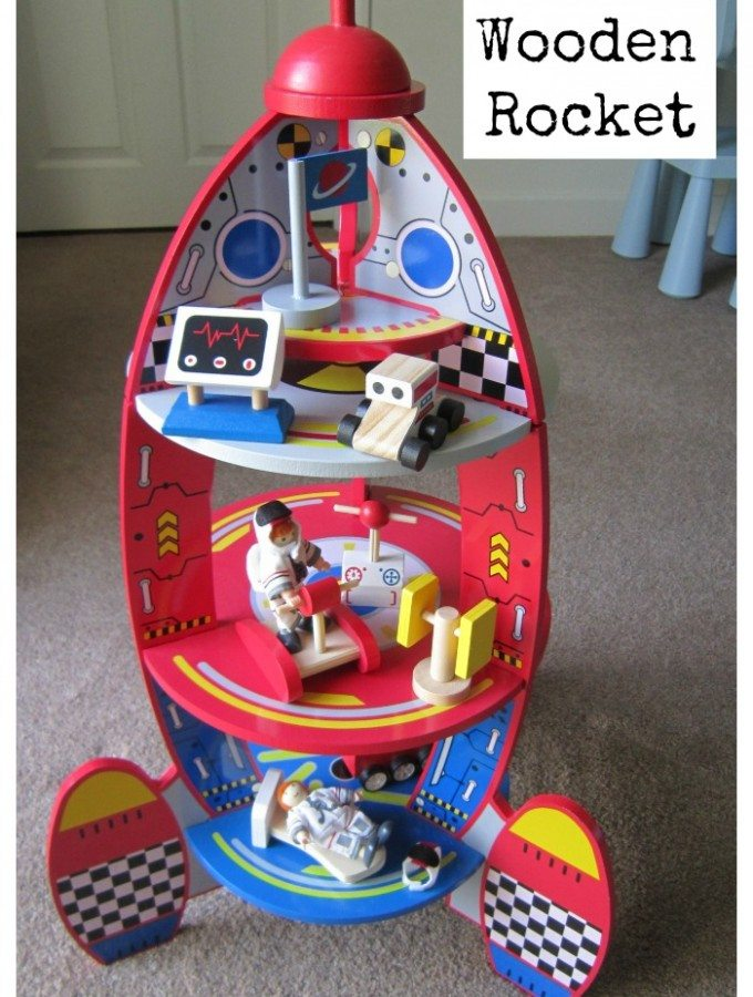 wooden rocket review