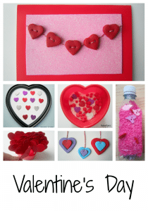 Ways to play with Valentine's Day