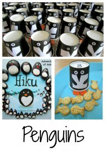 Ways to play with penguins