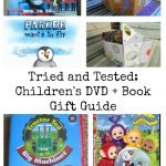 Tried and Tested: Children's DVD and Book Gift Guide