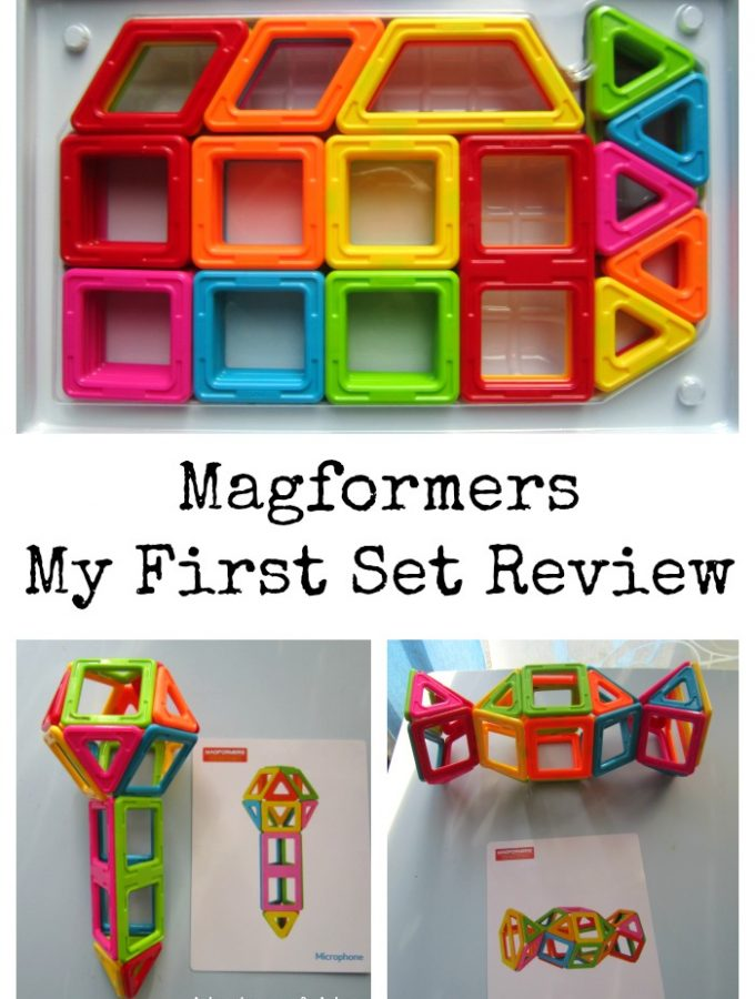 Magformers My First Set Review