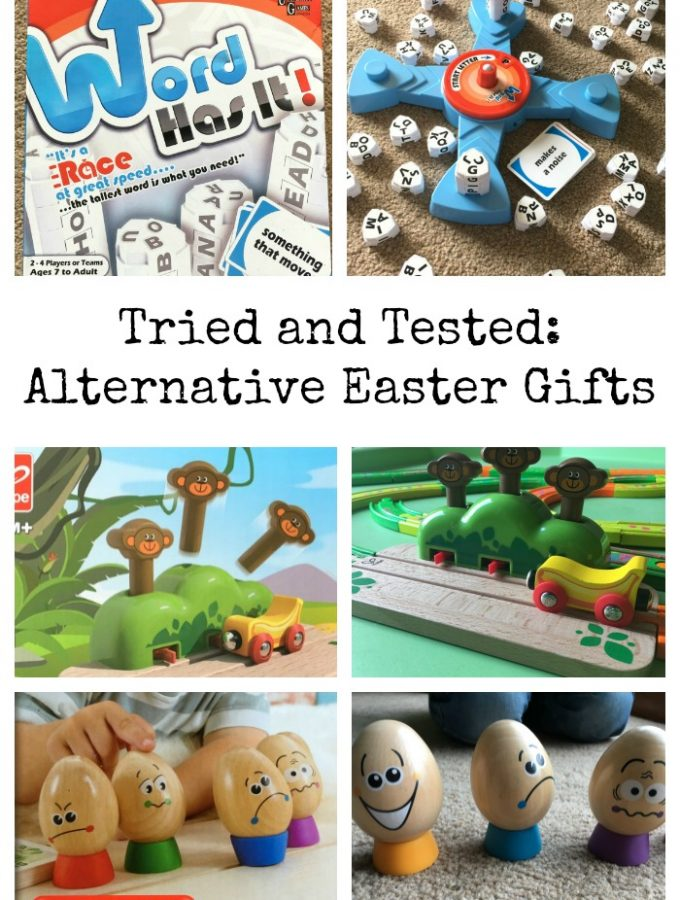 Tried and Tested: Alternative Easter Gifts